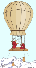 The Metaphor of the Hot-Air Balloon, global education magazine