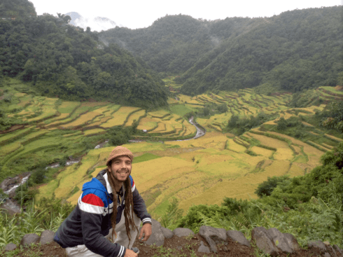 javier collado ruano, batad, the philippines, unesco, global citizenship
