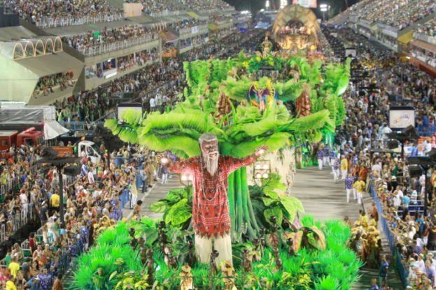 Samba School, Brazil, global citizenship education