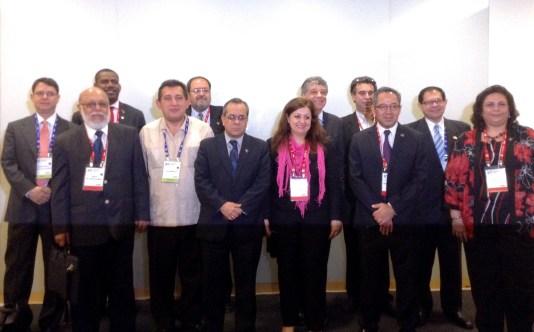 ministros latinoamerica foro mundial de la educacion 2015