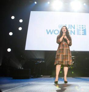 UN women, aya chebbi, global education magazine