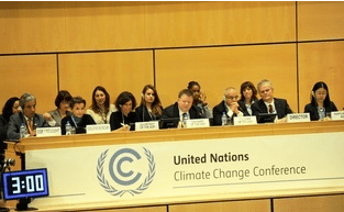 united nations, climate change