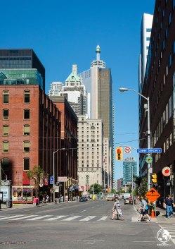 rue buildings toronto canada