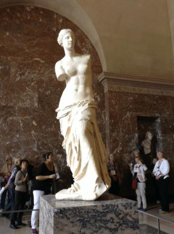 Aphrodite or Venus de Milo