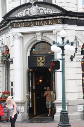 Bard and Banker