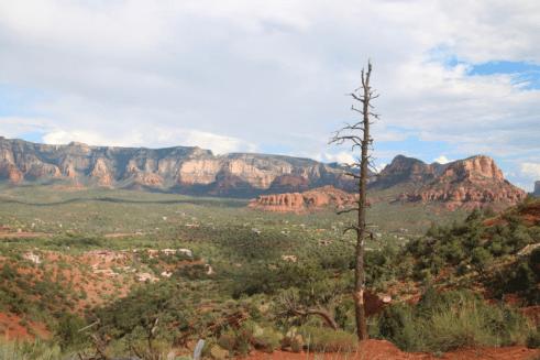 The valley near the vortex