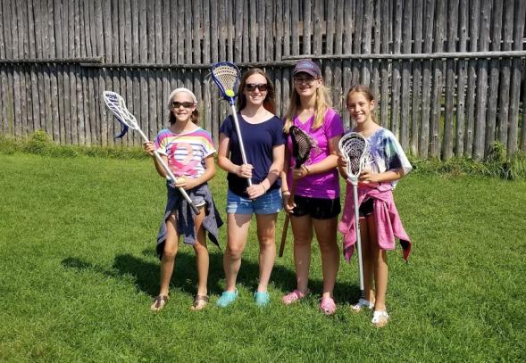 Canada's National Sport - lacrosse!