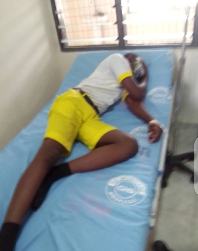 Free Hot Meal: JHS pupils hospitalized over suspected case of food poisoning in Ho 3