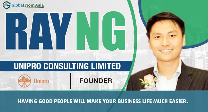 Ray Ng of Unipro Consulting limited