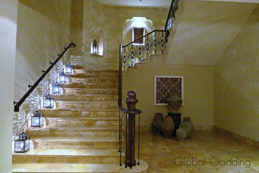 stairway anantara resort