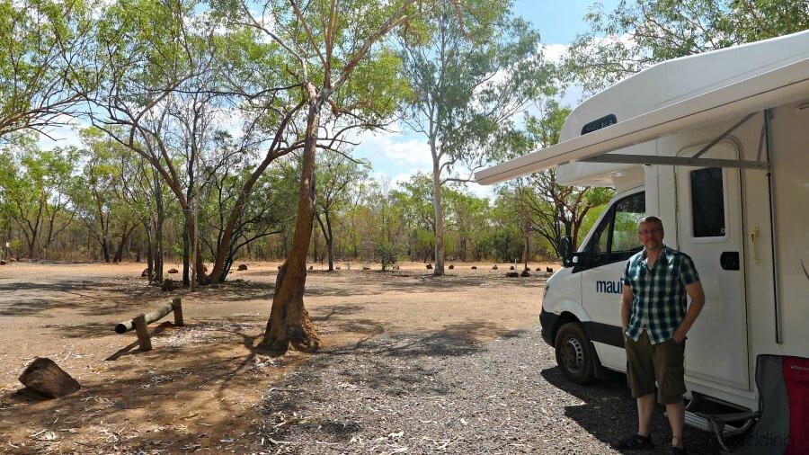 nitmiluk caravan park