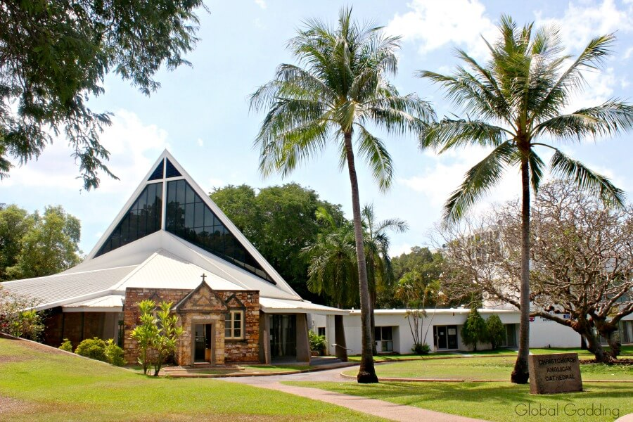 christ church anglican cathedral darwin