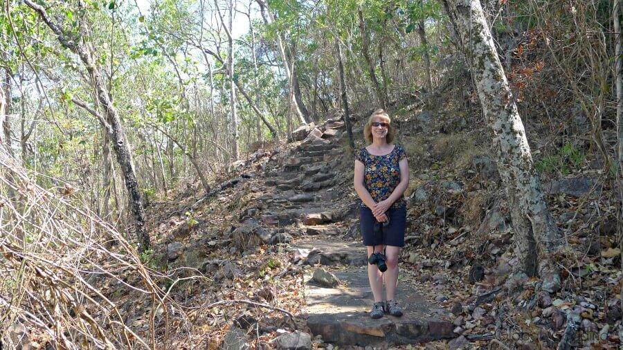 wangi falls trail