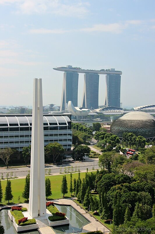 3 day guide singapore war memorial park