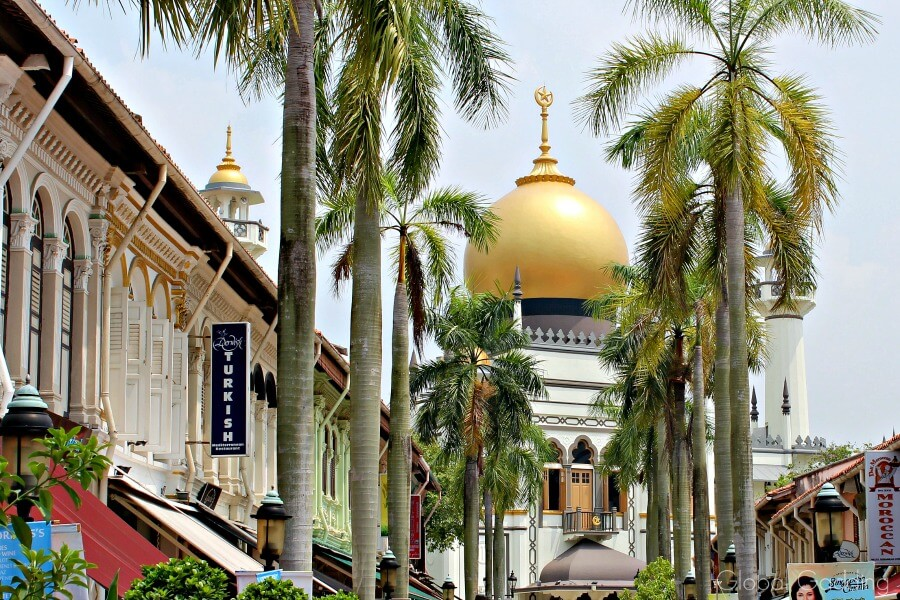 3 day guide to singapore sultan mosque