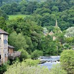 PICTURESQUE LLANGOLLEN, WALES : VISIT THIS CHARMING WELSH TOWN
