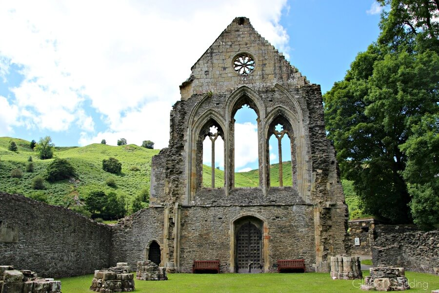 valle Crucis Abbey Wales