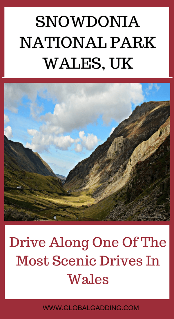 SNOWDONIA Discover One Of The Most Scenic Drives In Wales – Snowdonia National Park Planning