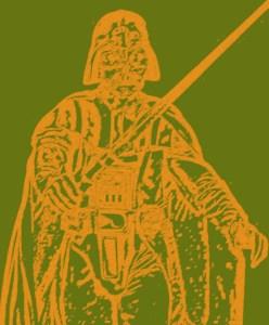 A.P. Astra Darth Vader I dark green - A.P. ASTRA - Darth Vader I (dark green)