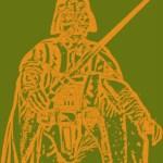 A.P. Astra Darth Vader I dark green - ARTFORUM EDITIONS