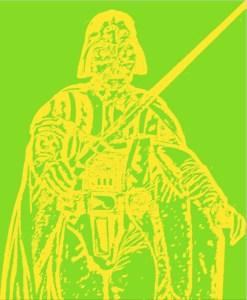 A.P. Astra Darth Vader II light green - A.P. ASTRA - Darth Vader II (light green)