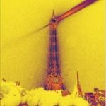 A.P. ASTRA & LEON FONTANA - Paris Eiffel Tour II (Paris - une fête)