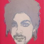ANDY WARHOL Prince - Unique Works