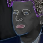 B. Good - John F . Kennedy (painting)