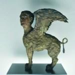 STEPHAN BALKENHOL Sphinx - Sculptures