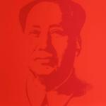 Warhol Sunday B Morning Mao Red silkscreen - Graphics