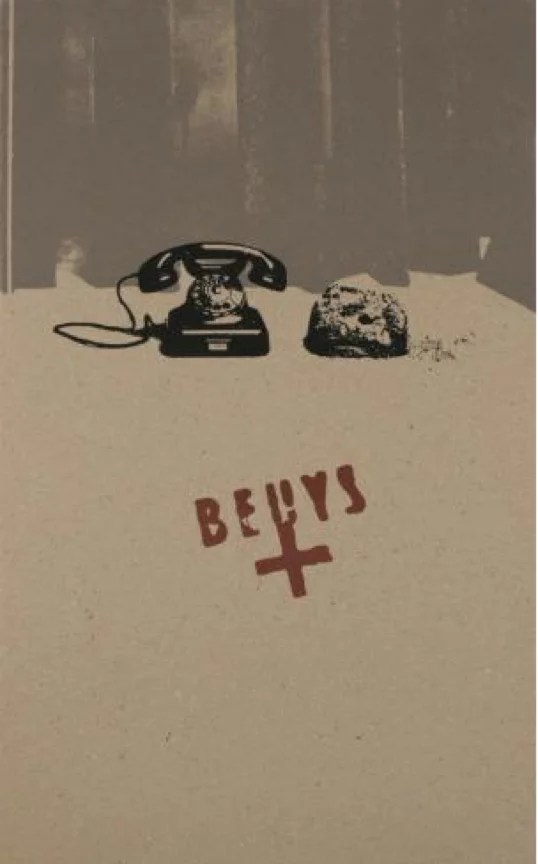 Joseph Beuys Erdtelephon 1 - JOSEPH BEUYS - Erdtelephon (Earth telephone)