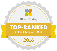 GlobalGiving Top-Ranked Organization 2016