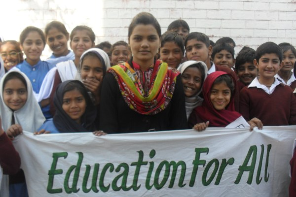 Donate Encourage Education In Pakistan - Globalgiving
