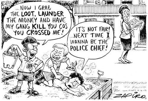 Stop Kenyan Univ. Corruption: Whistleblower Fund