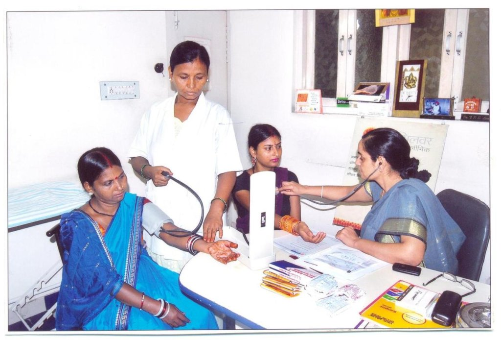 Reports on Safe Pregnancy for 500 Poor Women in India ...