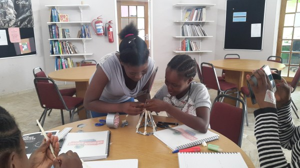 Stem Education In Botswana Girls Geeky - Globalgiving