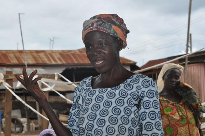 Ndgo, Palm Oil Processor, Nkawie, Ghana