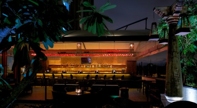 Shiro Outdoor Terrace and Bar in Bangalore