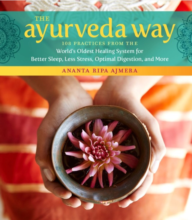 "the Official Release of ""The Ayurveda Way"""