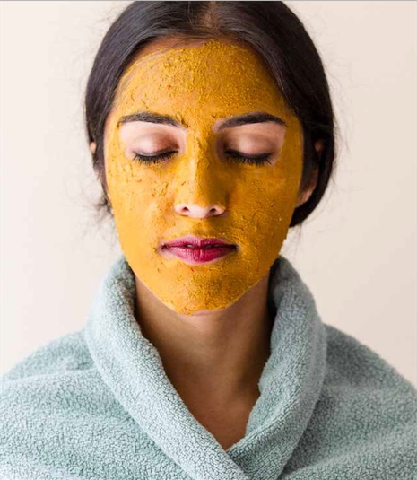 favorite DIY beauty products include marigold petals, chickpea flour and red sandalwood powder. You can mix all of these with yogurt to create a fantastic face mask for combination skin