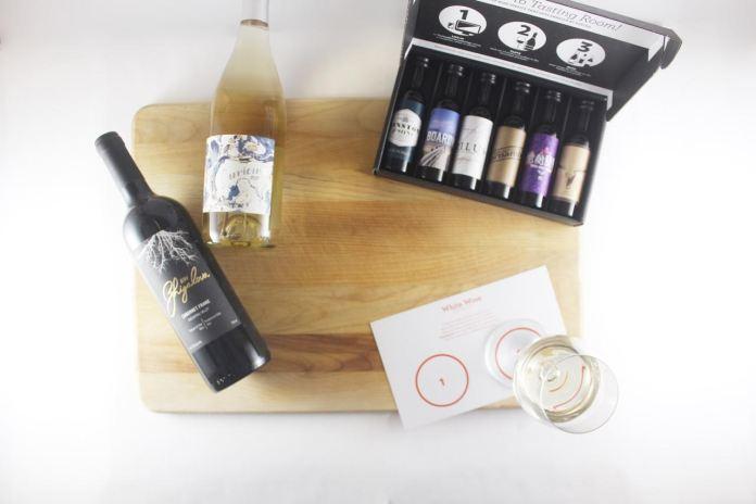 The Tasting Room Sample Kit