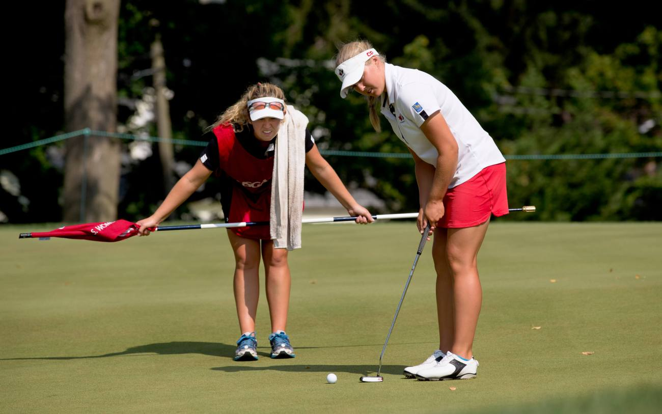 Clarification Of Caddie Rule Welcome Relief