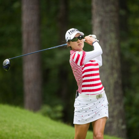 Despite Absentees, LPGA Players Revel In Vic Open's Differences
