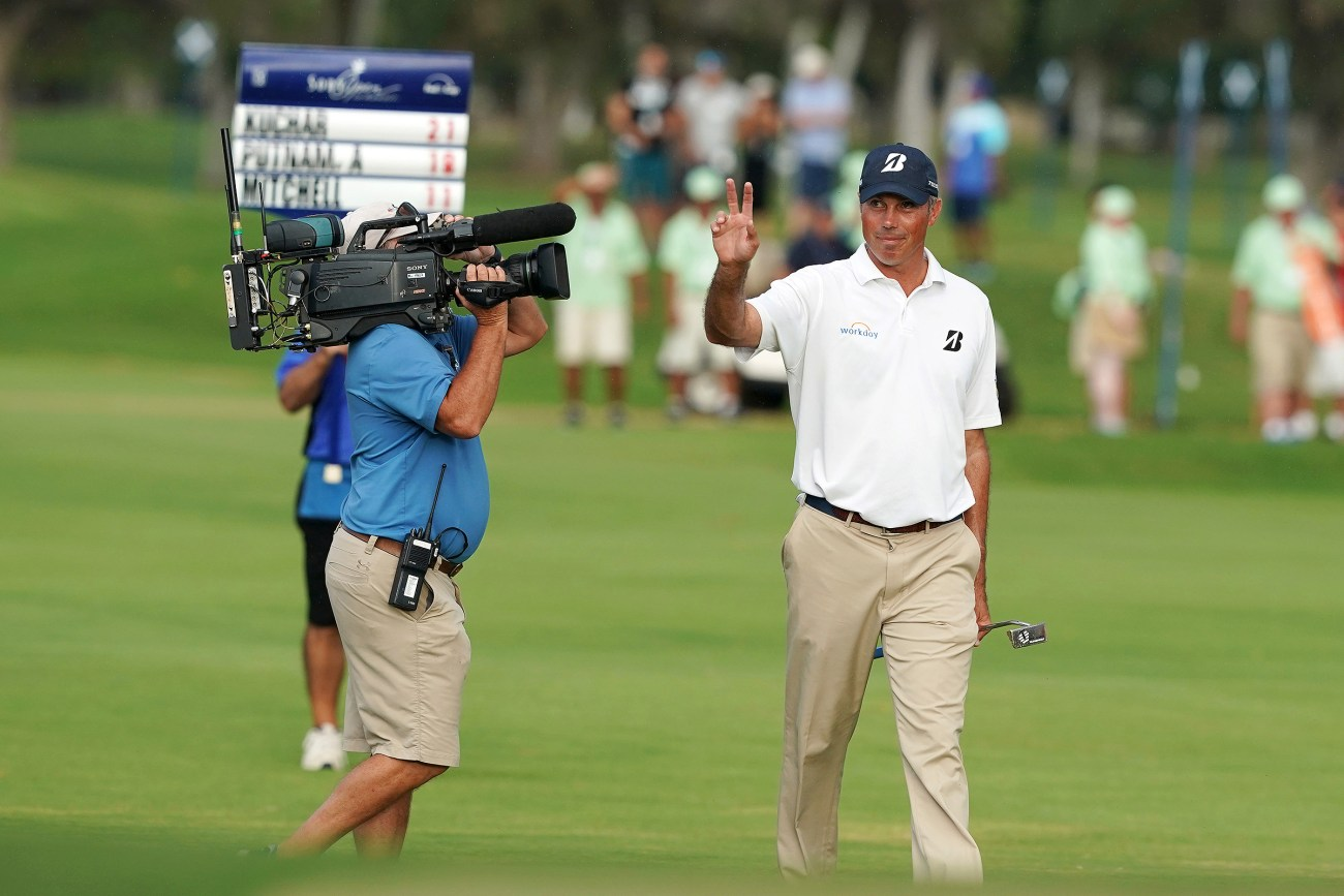 Everything That Is Wrong With The Matt Kuchar Story