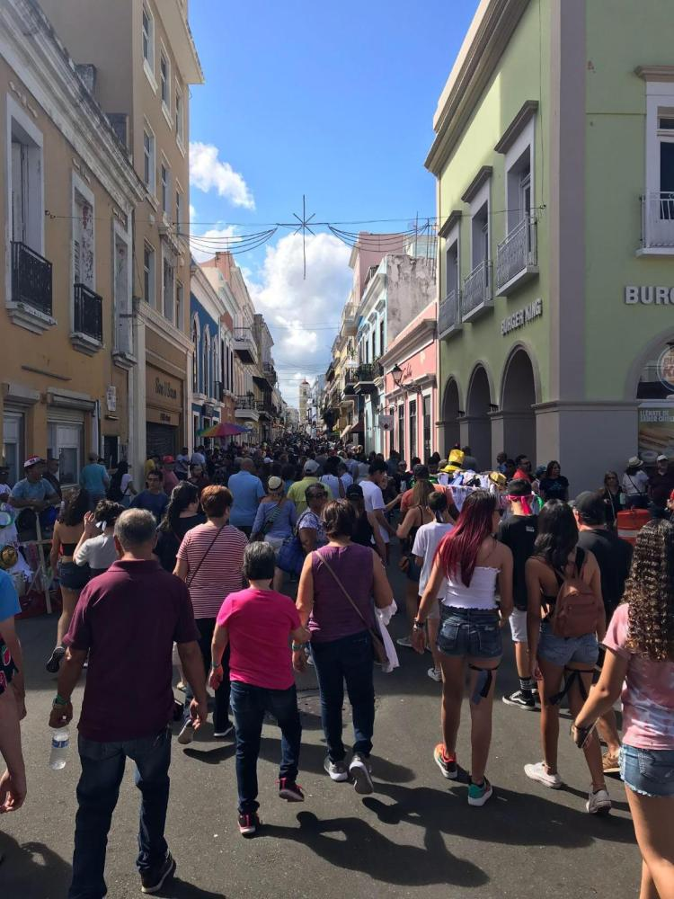 In Puerto Rico, A Remarkable Road To Recovery