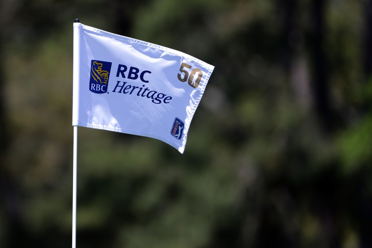 RBC Heritage Keeps Chugging Right Along