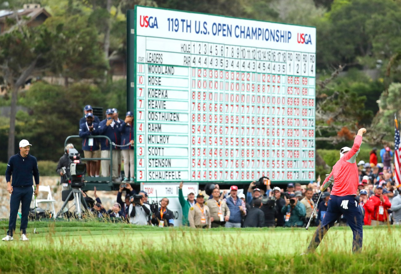 U.S. Open Hits All The Right Notes