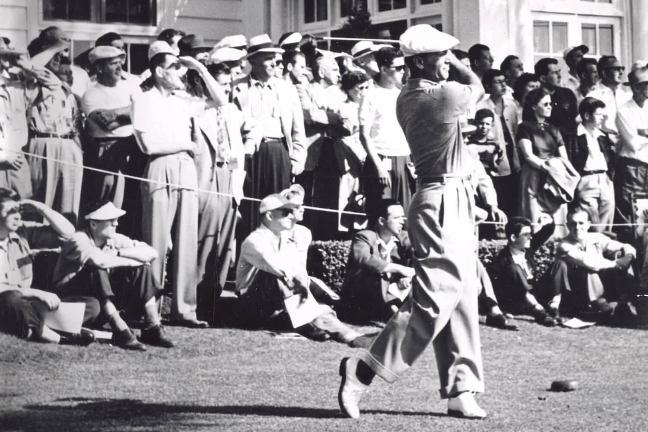 The Legacy Of Ben Hogan and Portland Golf Club