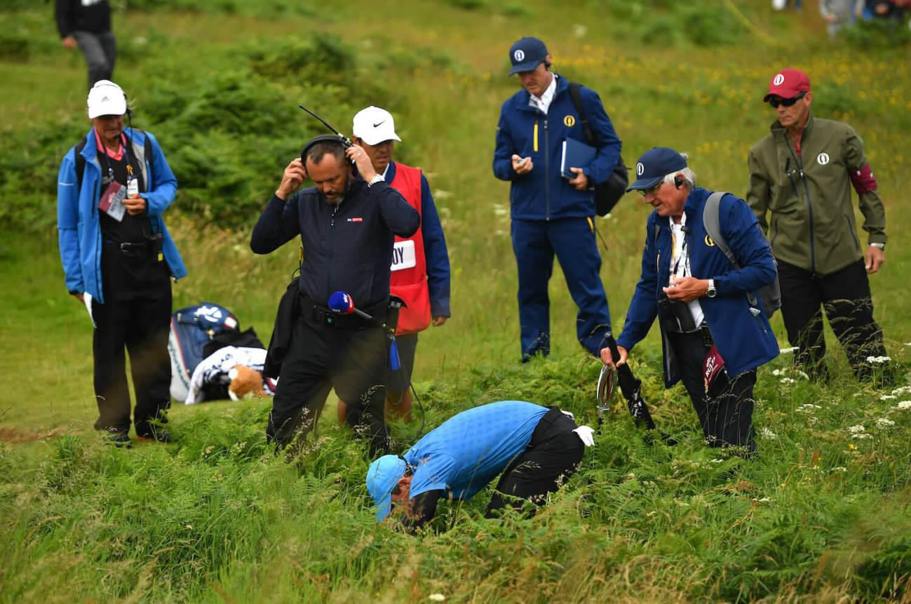 Golf's Inherent Cruelty Rears Head At Portrush