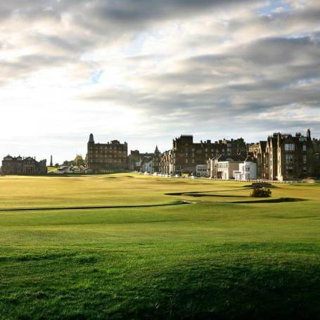 The Genius Of The Old Course